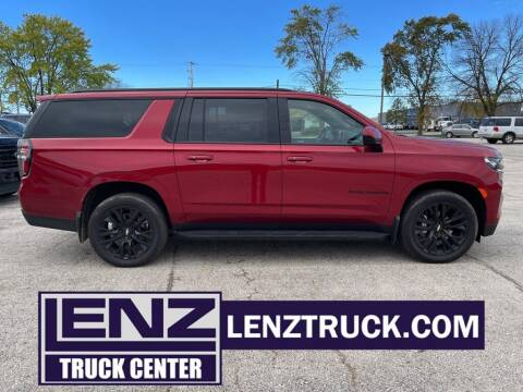 2021 Chevrolet Suburban for sale at Lenz Auto - Coming Soon in Fond Du Lac WI