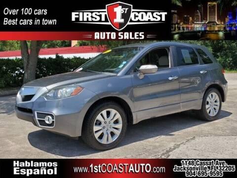 2012 Acura RDX for sale at 1st Coast Auto -Cassat Avenue in Jacksonville FL