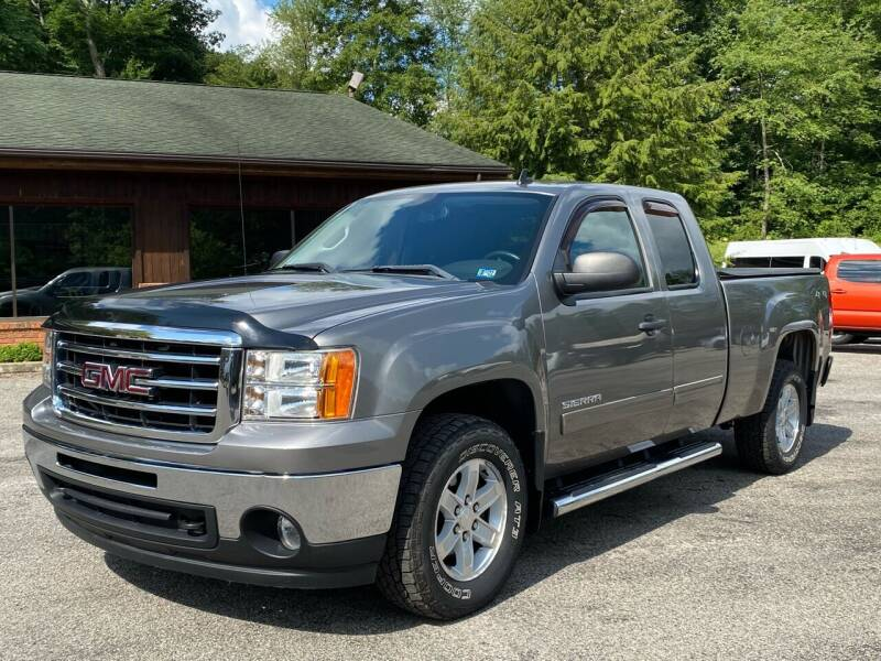 2012 GMC Sierra 1500 for sale at Griffith Auto Sales in Home PA