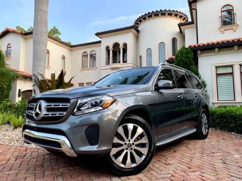 2017 Mercedes-Benz GLS for sale at Mirabella Motors in Tampa FL
