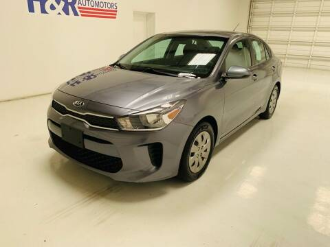 2019 Kia Rio for sale at H&R Auto Motors in San Antonio TX