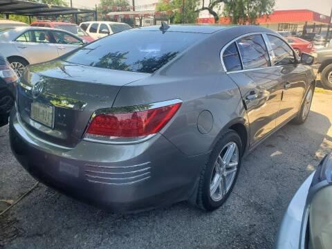 2010 Buick LaCrosse for sale at C.J. AUTO SALES llc. in San Antonio TX