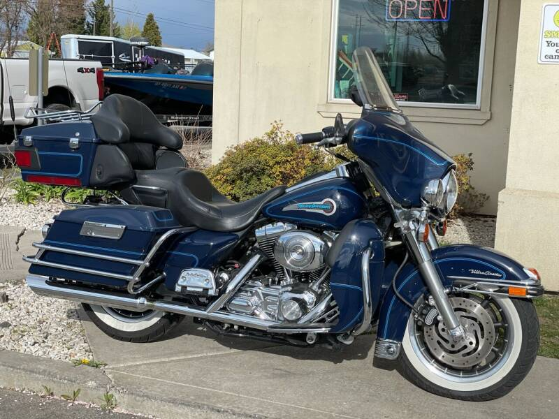 2004 Harley-Davidson Ultra Classic Electra Glide for sale at Harper Motorsports-Powersports in Post Falls ID
