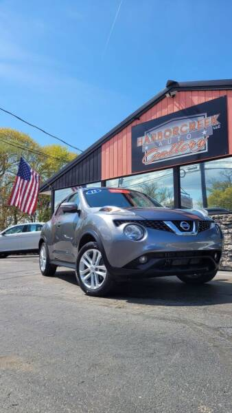 2015 Nissan JUKE for sale at Harborcreek Auto Gallery in Harborcreek PA