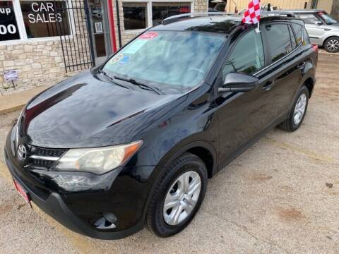 2014 Toyota RAV4 for sale at GOL Auto Group in Austin TX