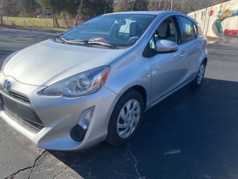 2015 Toyota Prius c for sale at Thames River Motorcars LLC in Uncasville CT