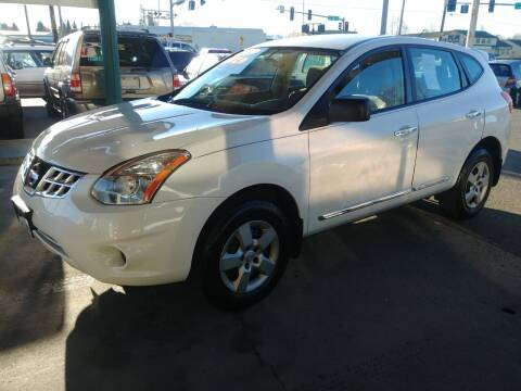 2012 Nissan Rogue for sale at Low Auto Sales in Sedro Woolley WA