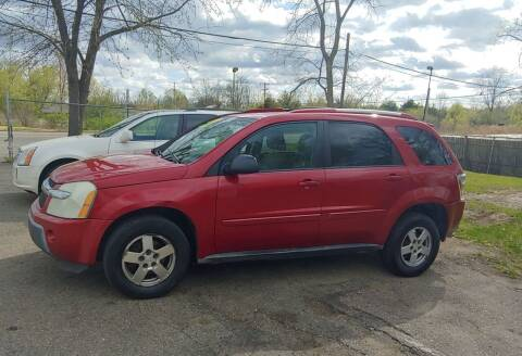 2005 Chevrolet Equinox for sale at Superior Motors in Mount Morris MI