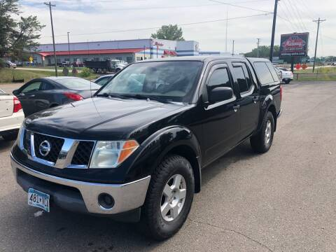2006 Nissan Frontier for sale at Midway Auto Sales in Rochester MN