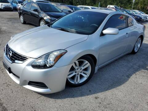 2013 Nissan Altima for sale at Mars auto trade llc in Kissimmee FL