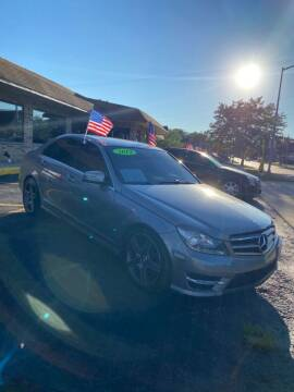 2012 Mercedes-Benz C-Class for sale at Zs Auto Sales in Kenosha WI