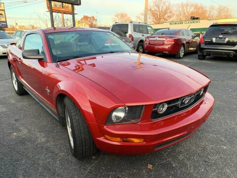 2008 Ford Mustang for sale at Boardman Auto Mall in Boardman OH