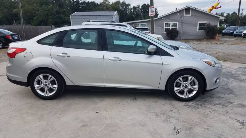2014 Ford Focus for sale at Dick Smith Auto Sales in Augusta GA