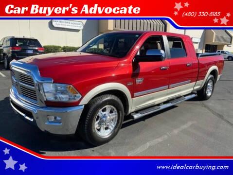 2010 Dodge Ram Pickup 2500 for sale at Car Buyer's Advocate in Phoenix AZ