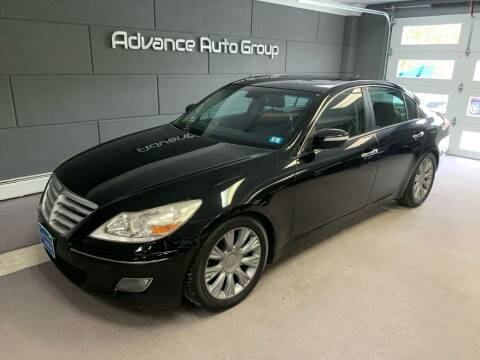 2009 Hyundai Genesis for sale at Advance Auto Group, LLC in Chichester NH