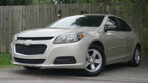 2016 Chevrolet Malibu Limited for sale at Hidalgo Motors Co in Houston TX
