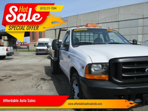 1999 Ford F-350 Super Duty for sale at Affordable Auto Sales in Olathe KS