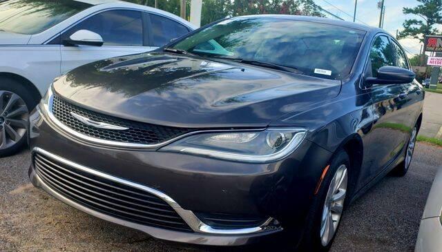 2015 Chrysler 200 for sale at Yep Cars in Dothan AL