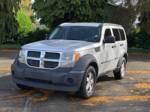 2008 Dodge Nitro for sale at Q Motors in Lakewood WA