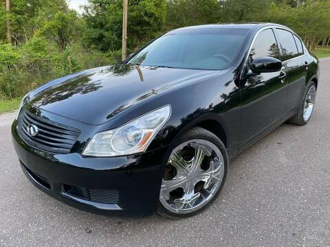 2008 Infiniti G35 for sale at Next Autogas Auto Sales in Jacksonville FL