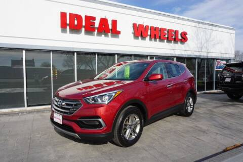 2017 Hyundai Santa Fe Sport for sale at Ideal Wheels in Sioux City IA