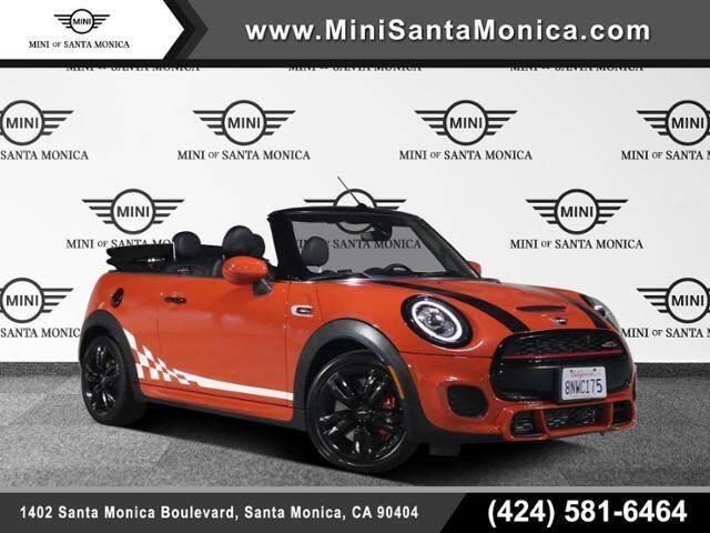 2020 MINI Convertible for sale at MINI OF SANTA MONICA in Santa Monica CA