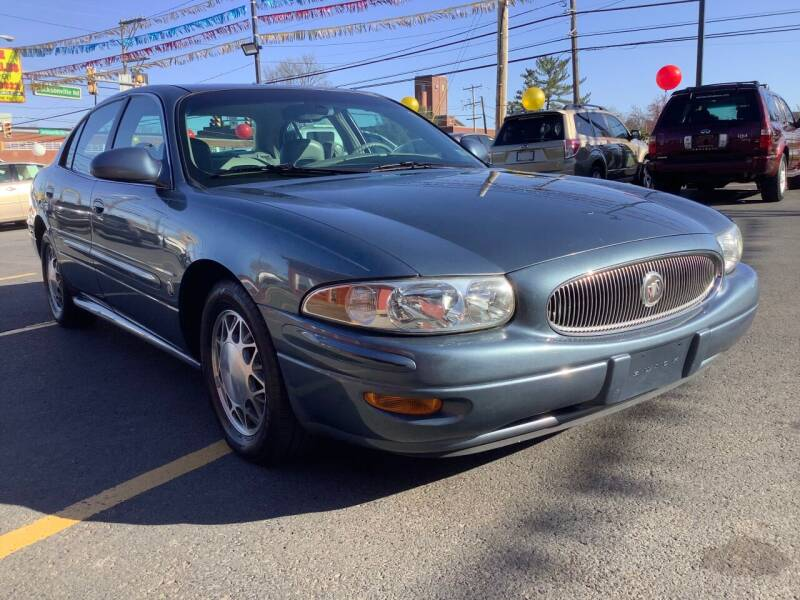 2001 Buick LeSabre for sale at Active Auto Sales in Hatboro PA