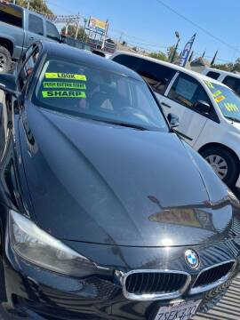 2013 BMW 3 Series for sale at Rey's Auto Sales in Stockton CA