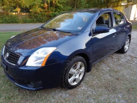 2008 Nissan Sentra for sale at Liberty Motors in Chesapeake VA