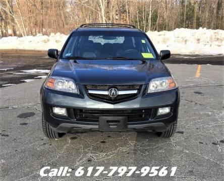 2005 Acura MDX for sale at Wheeler Dealer Inc. in Acton MA