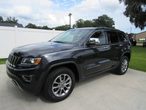 2014 Jeep Grand Cherokee for sale at D & R Auto Brokers in Ridgeland SC