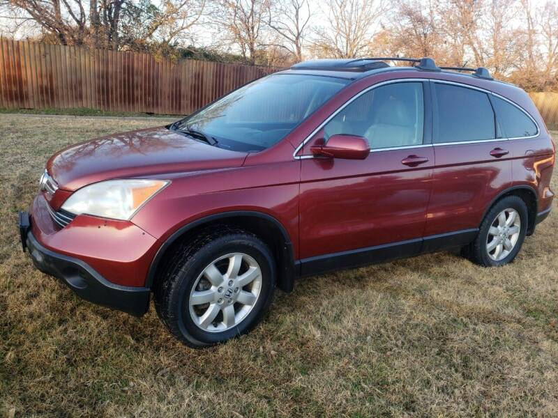 2007 Honda CR-V for sale at El Jasho Motors in Grand Prairie TX