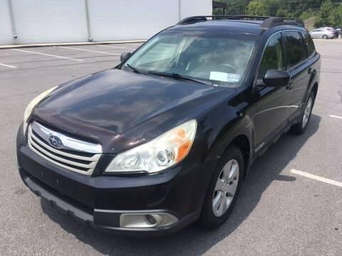 2012 Subaru Outback for sale at Allrich Auto in Atlanta GA