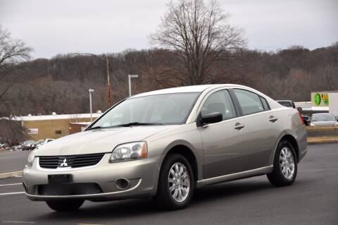 2008 Mitsubishi Galant for sale at T CAR CARE INC in Philadelphia PA