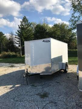 2019 Formula Trailers 6 X 12 Enclosed for sale at Gaither Powersports & Trailer Sales in Linton IN