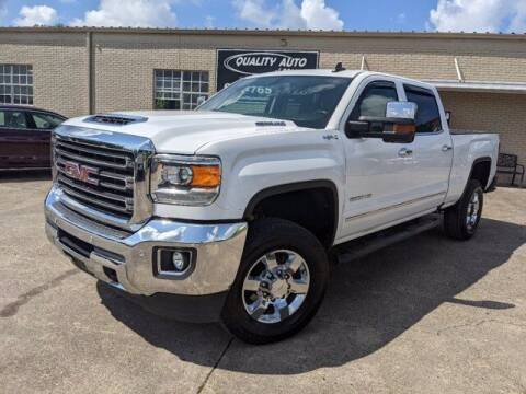 2018 GMC Sierra 2500HD for sale at Quality Auto of Collins in Collins MS