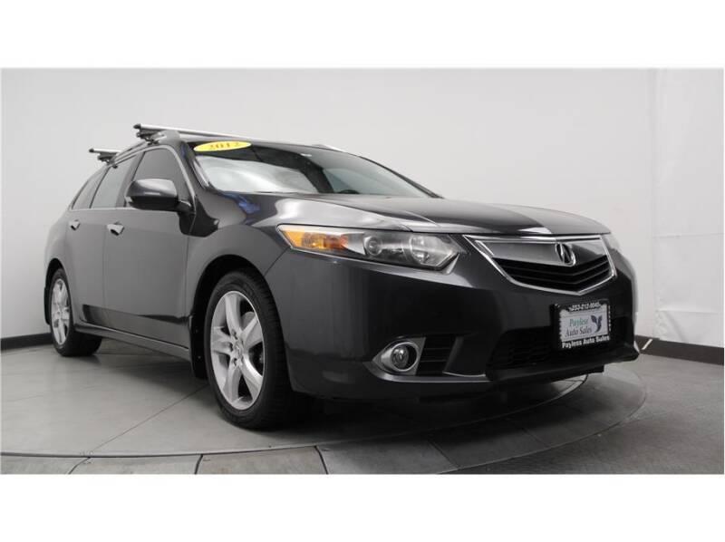 2012 Acura TSX Sport Wagon for sale in Lakewood, WA