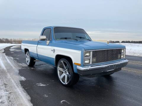 1985 Chevrolet C/K 10 Series for sale at Geneva Motorcars LLC in Delavan WI