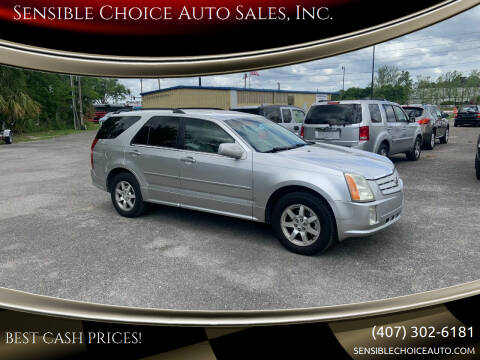 2006 Cadillac SRX for sale at Sensible Choice Auto Sales, Inc. in Longwood FL
