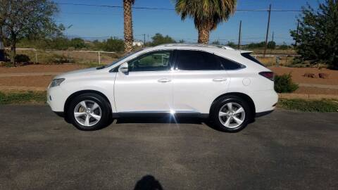 2015 Lexus RX 350 for sale at Ryan Richardson Motor Company in Alamogordo NM