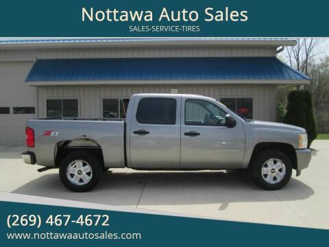 2007 Chevrolet Silverado 1500 for sale at Nottawa Auto Sales in Nottawa MI