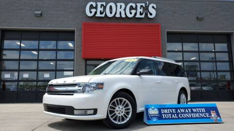 2013 Ford Flex for sale at George's Used Cars - Pennsylvania & Allen in Brownstown MI