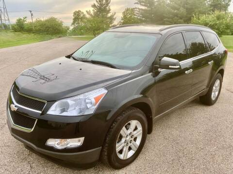 2012 Chevrolet Traverse for sale at CarZip in Indianapolis IN