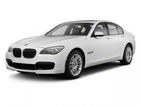 2010 BMW 7 Series for sale at DeluxeNJ.com in Linden NJ