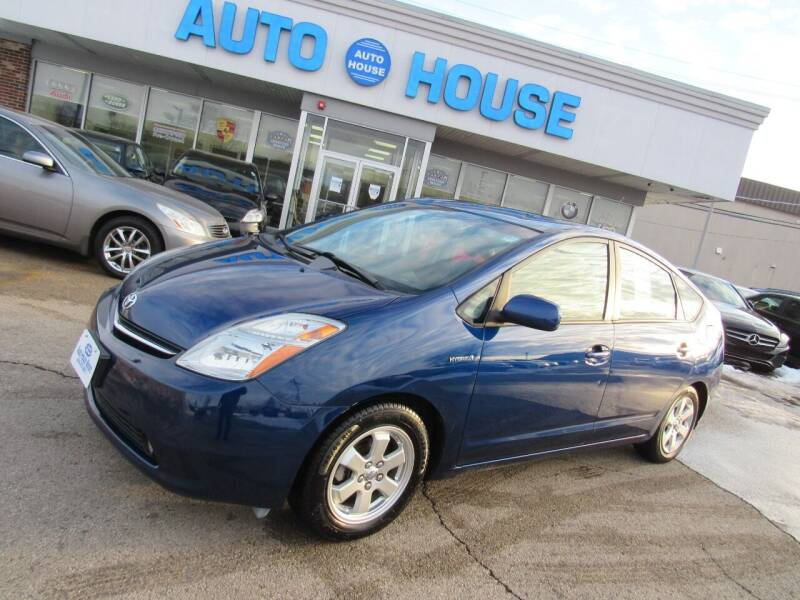 2009 Toyota Prius for sale at Auto House Motors in Downers Grove IL