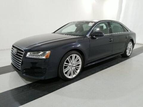 2017 Audi A8 L for sale at Florida Fine Cars - West Palm Beach in West Palm Beach FL