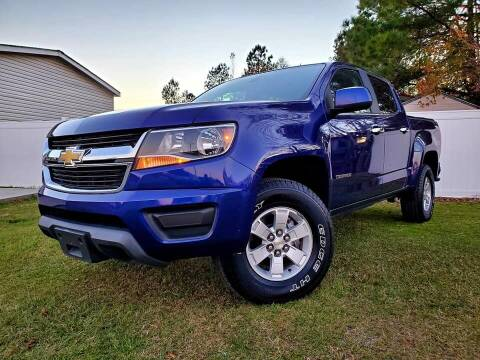 2015 Chevrolet Colorado for sale at Real Deals of Florence, LLC in Effingham SC