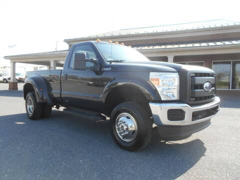 2011 Ford F-350 Super Duty for sale at Nye Motor Company in Manheim PA