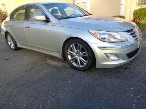 2013 Hyundai Genesis for sale at Liberty Motors in Chesapeake VA