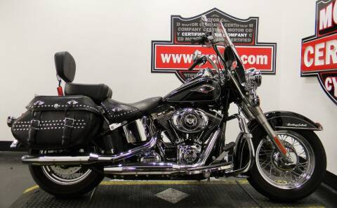 2012 Harley-Davidson SOFTAIL CLASSIC for sale at Certified Motor Company in Las Vegas NV